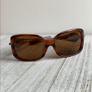 Oakley Dangerous Asian Fit Sunglasses Tortoise